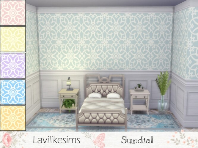 Sundial wallpaper by lavilikesims