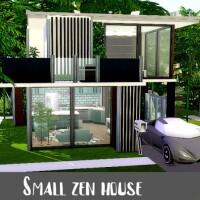 Small Zen House Base Game by GenkaiHaretsu