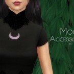 Moon Accessory by Dissia
