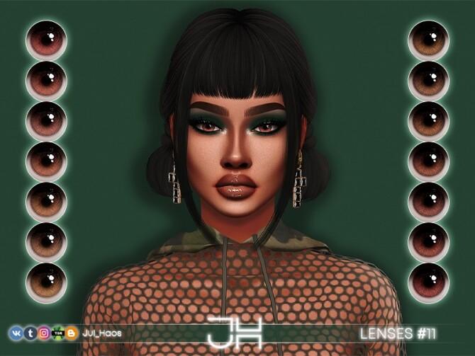 Sims 4 LENSES #11 by JUL HAOS at TSR