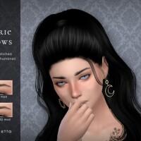 Marie Eyebrows by Eva Zetta
