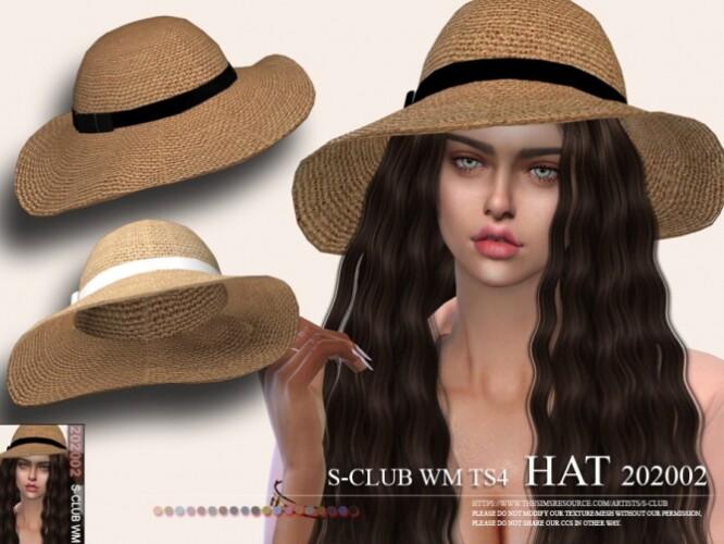 Hat 202002 by S-Club WM