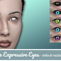 Vampire Eyes Replacer