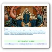 Priest Career mod by sokkarang