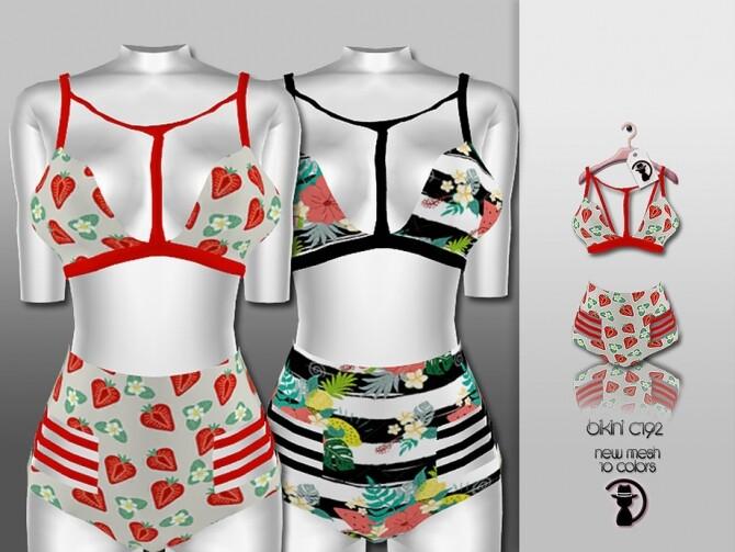 Bikini C192 by turksimmer at TSR image 943 670x503 Sims 4 Updates