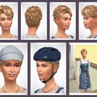 Corinne Hair