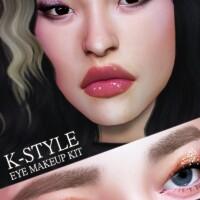 K-STYLE Eye Makeup Kit