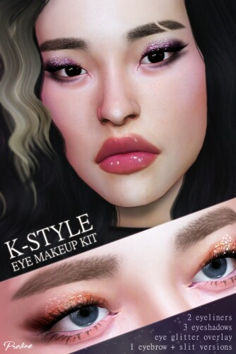 K-STYLE Eye Makeup Kit