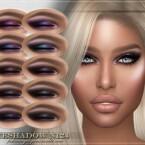 FRS Eyeshadow N124 by FashionRoyaltySims