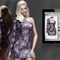 Dress MC68 by mermaladesimtr