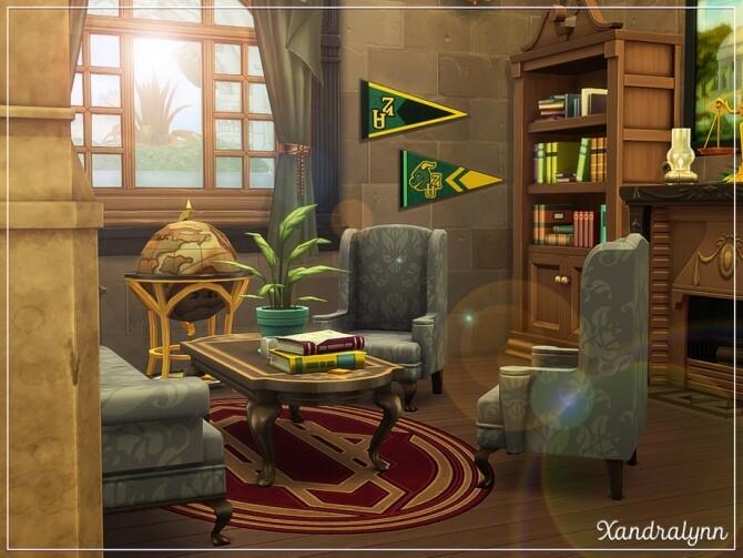 Sims 4 Student Center by Xandralynn at TSR
