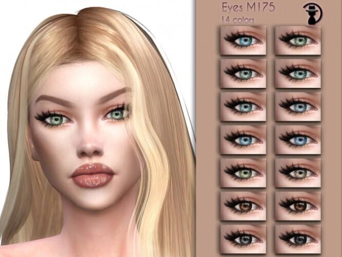 Eyes M175 by turksimmer