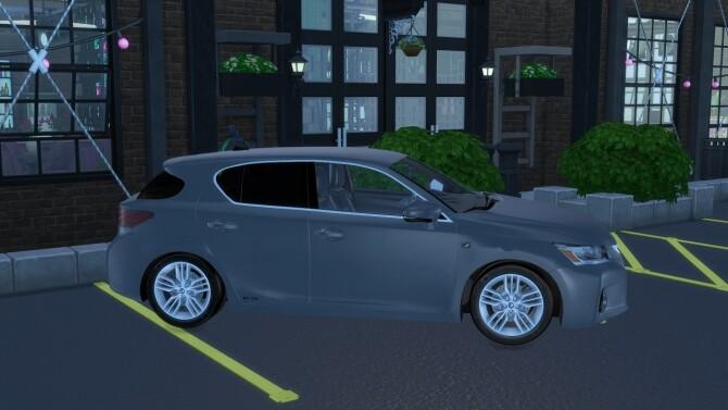 2012 Lexus CT 200h at Modern Crafter CC image 11514 670x377 Sims 4 Updates