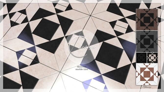 Meirchio Marble Tiles
