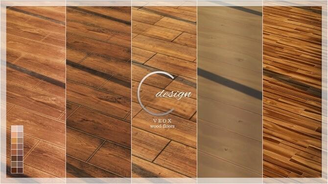 VEOX Wood Floors