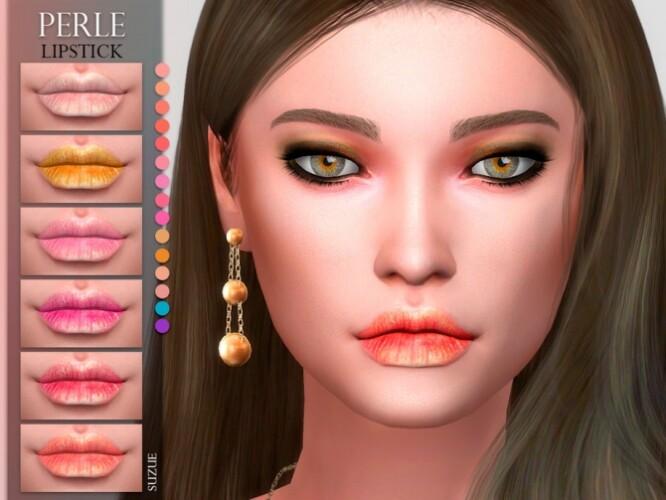 Perle Lipstick N14 by Suzue