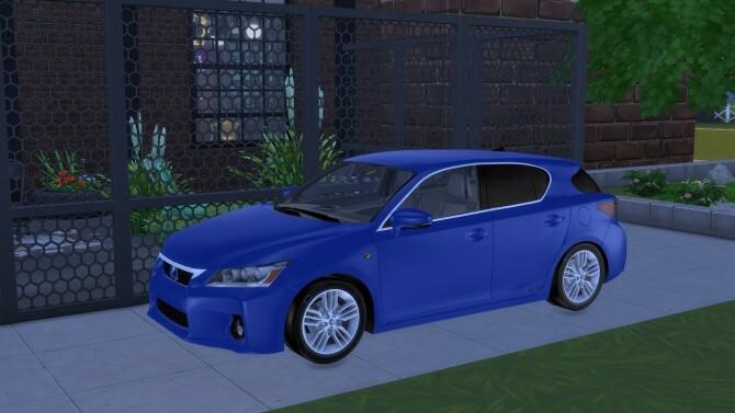 2012 Lexus CT 200h at Modern Crafter CC image 11714 670x377 Sims 4 Updates