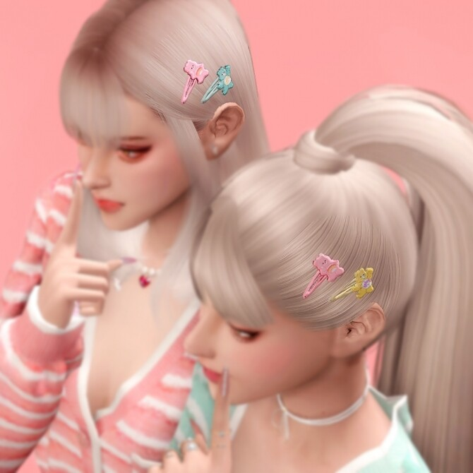 ICECREAM JENNIEs OUTFIT at RIMINGs image 11815 670x670 Sims 4 Updates