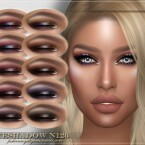 FRS Eyeshadow N126 by FashionRoyaltySims