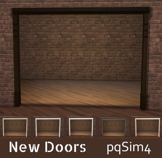 New Doors at pqSims4 image 11910 670x656 Sims 4 Updates
