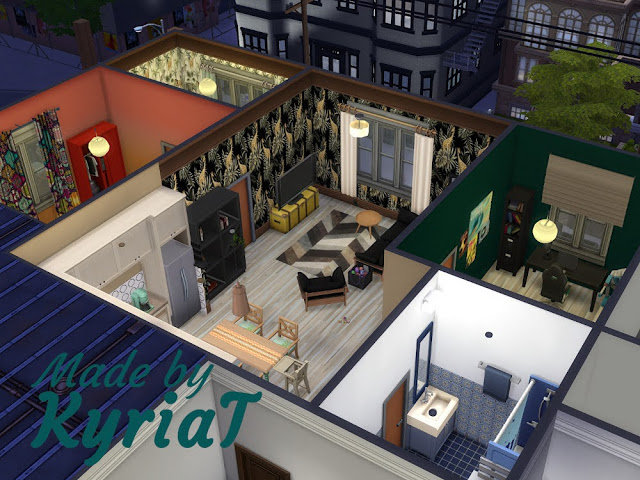 Irenes Apartment