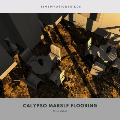 Calypso marble flooring