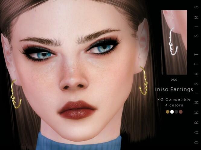 Iniso Earrings by DarkNighTt