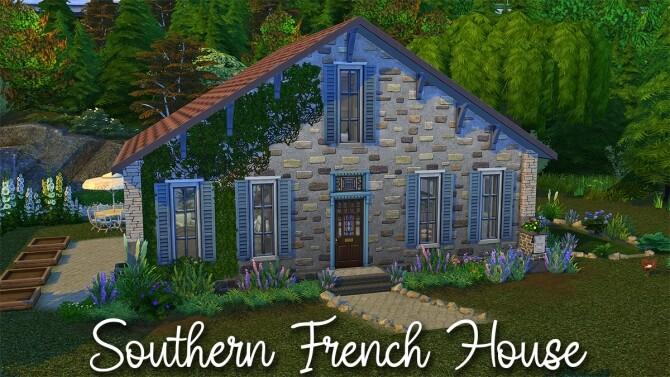 Southern France house