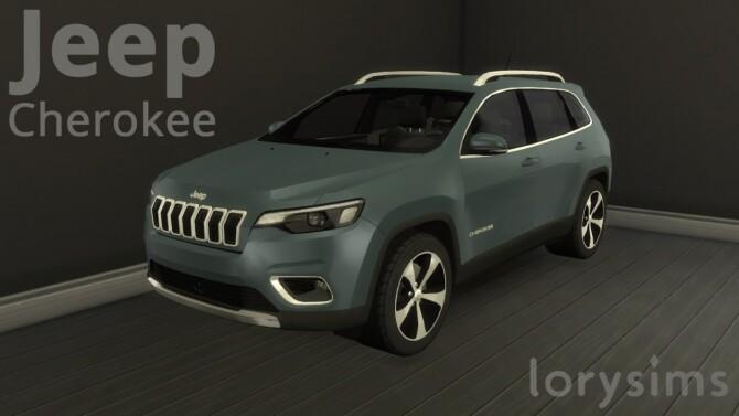 Jeep Cherokee by LorySims