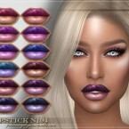 FRS Lipstick N194 by FashionRoyaltySims