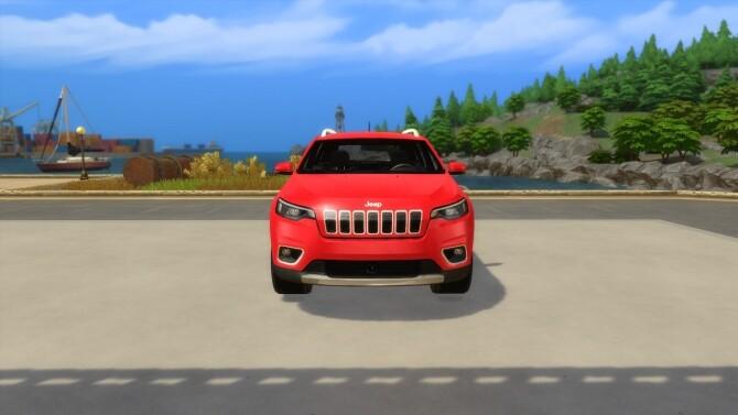 Jeep Cherokee at LorySims image 12314 670x377 Sims 4 Updates