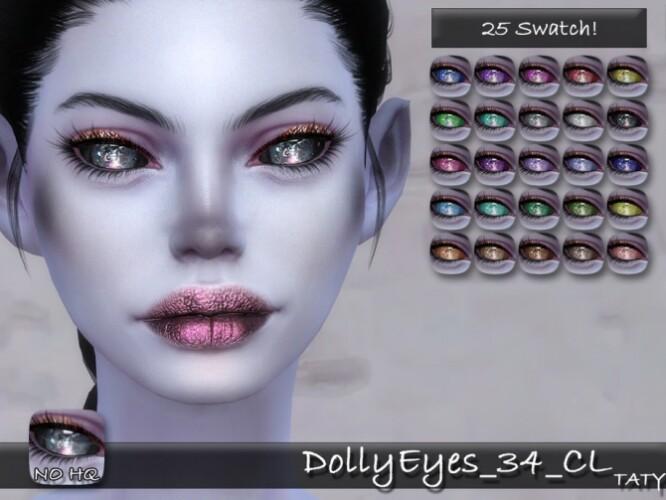 Dolly Eyes 34 CL by tatygagg