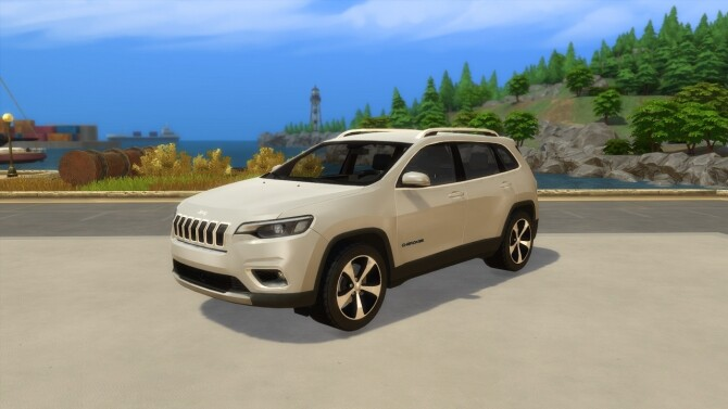 Jeep Cherokee at LorySims image 12414 670x377 Sims 4 Updates