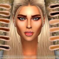 Eyebrows N10 by cosimetic