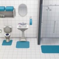 Bathroom clutter recolors