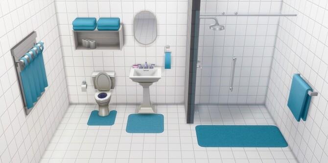 Bathroom clutter recolors at Deeliteful Simmer image 125 670x334 Sims 4 Updates