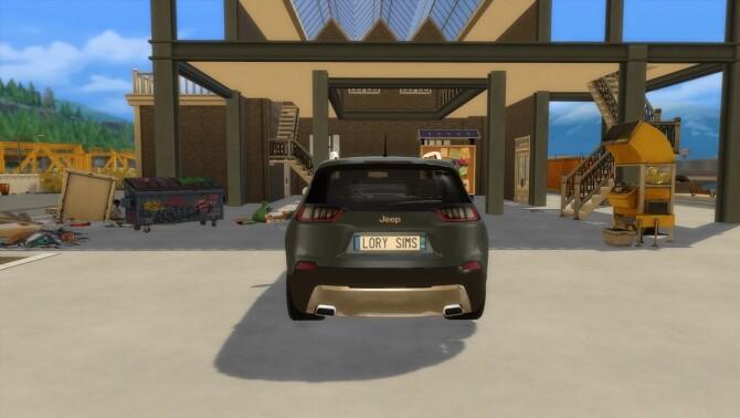 Jeep Cherokee at LorySims image 12514 670x378 Sims 4 Updates