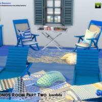 Mikonos Room Part Two by kardofe