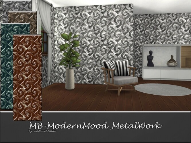 MB Modern Mood Metal Work by matomibotaki
