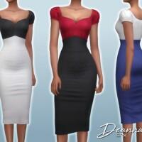 Deanna Dress by Sifix