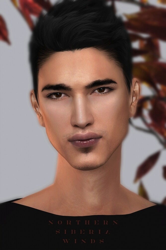 Sims 4 F&M Face Сollection at Northern Siberia Winds