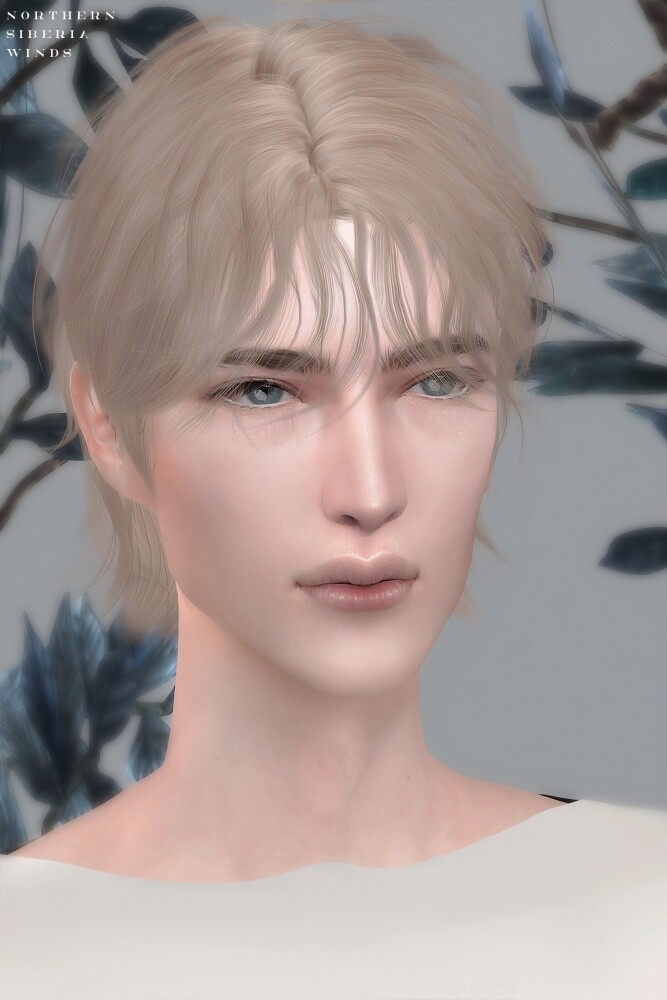 F&M Face Сollection at Northern Siberia Winds image 12711 667x1000 Sims 4 Updates