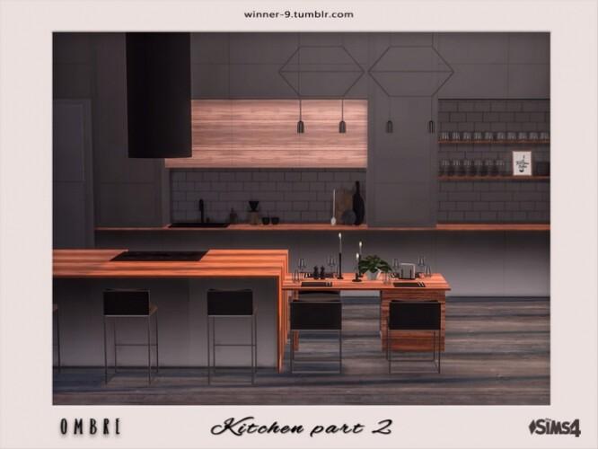 Ombre Kitchen part 2 by Winner9