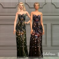 Andalusian Breeze DR7 dress by laupipi