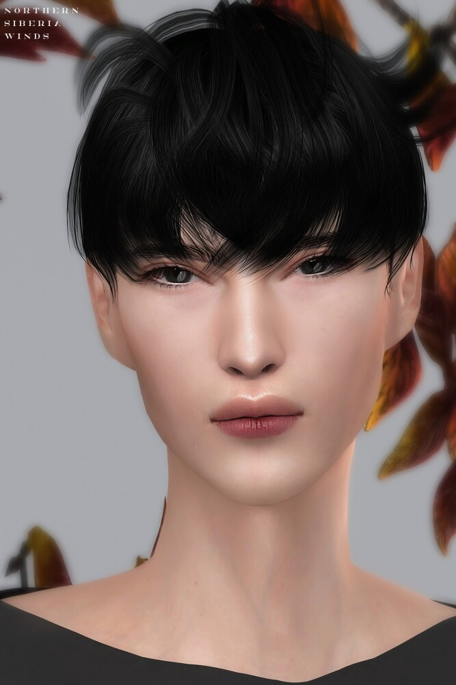 F&M Face Сollection at Northern Siberia Winds image 12811 667x1000 Sims 4 Updates