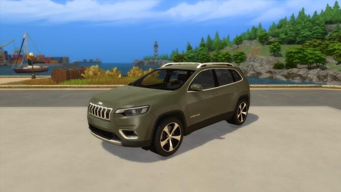 Jeep Cherokee at LorySims image 12814 670x377 Sims 4 Updates