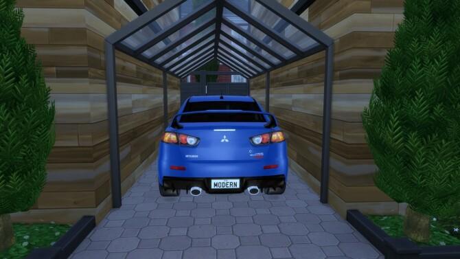 2011 Mitsubishi Lancer Evolution X at Modern Crafter CC image 1286 670x377 Sims 4 Updates