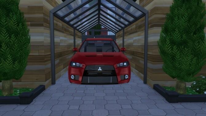 2011 Mitsubishi Lancer Evolution X at Modern Crafter CC image 1296 670x377 Sims 4 Updates