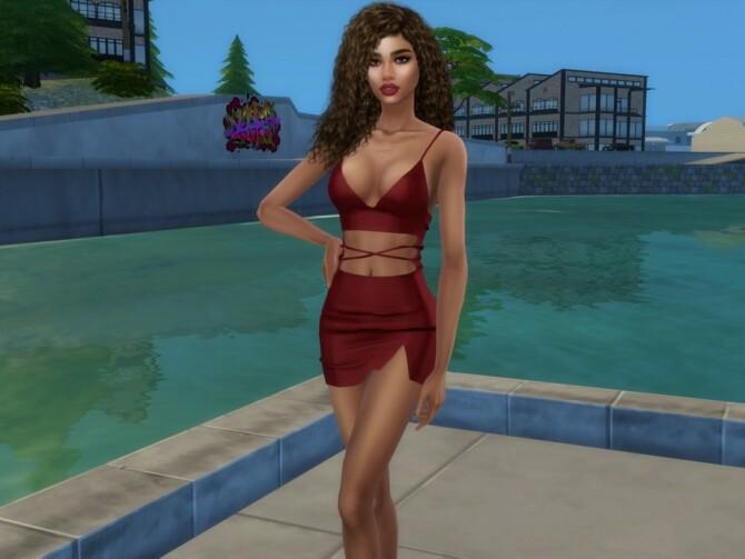 Sims 4 Lesley Tipton by divaka45 at TSR