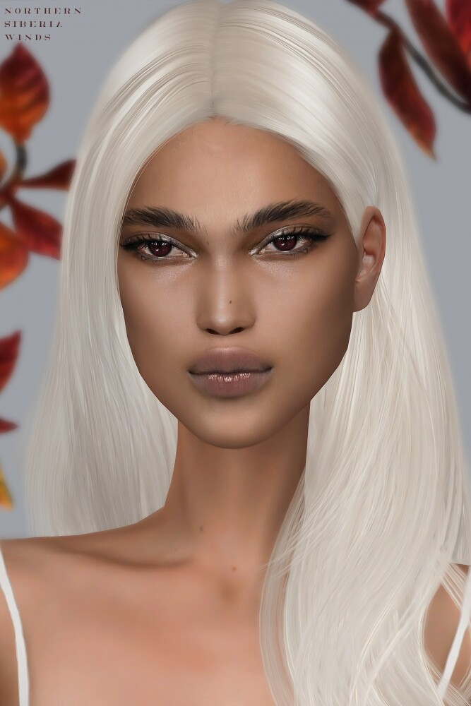 F&M Face Сollection at Northern Siberia Winds image 13114 667x1000 Sims 4 Updates